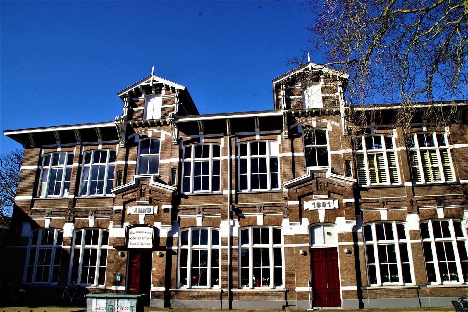 Buurtcentrum Poortershoes